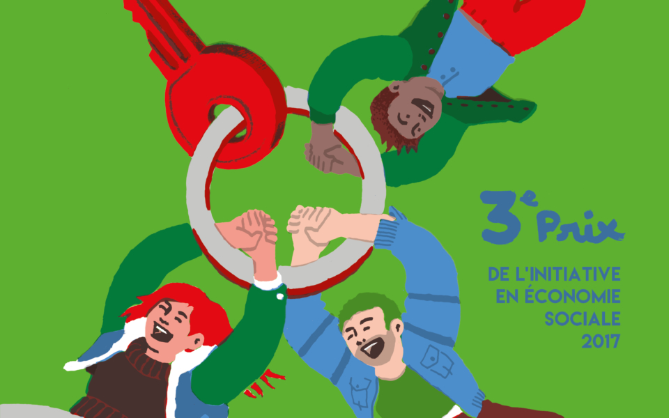 Prix de l'initiative sociale et solidaire : l'Atelier Logement Solidaire est 3ème lauréat national