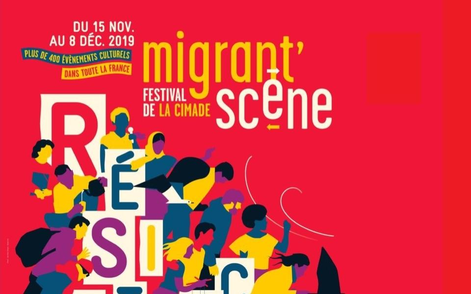 Le festival Migrant'Scène du 16 novembre au 14 décembre
